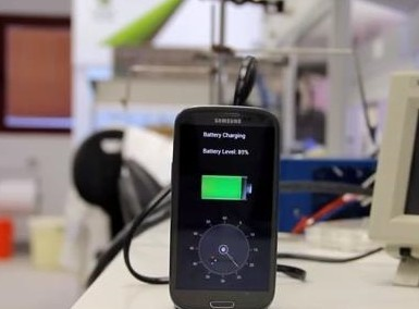 超级充电器 手机充满电只需20s?
