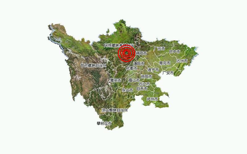 [视频]四川阿坝:理县发生4.8级地震 震感明显