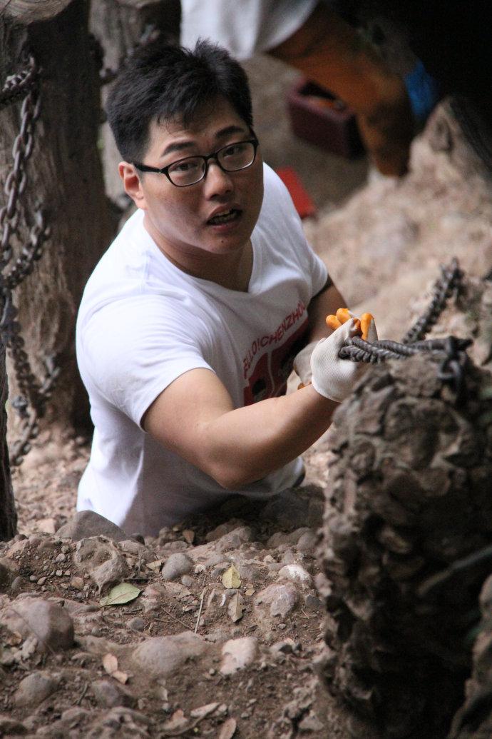 中国 腿生活照片