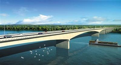 [视频]中国修建首座欧洲大桥通车 李克强参与剪彩