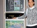 [视频]钟汉良纪念出道20年 办个人摄影展(图)