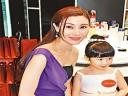 [视频]李嘉欣喜欢女儿 考虑冻卵子找代孕妈妈