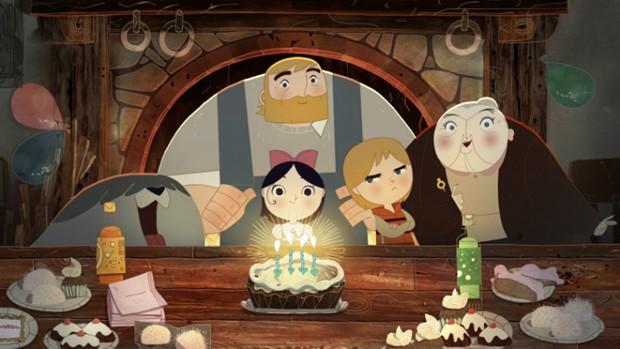 [视频]《海洋之歌》曝北美版预告 影片被提名奥斯卡最佳动画长片