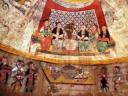 [视频]陕北现元代壁画墓 绘夫妇6人共同宴饮图