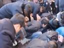[视频]实拍河北霸州百余传销者街头闹事 暴力袭警