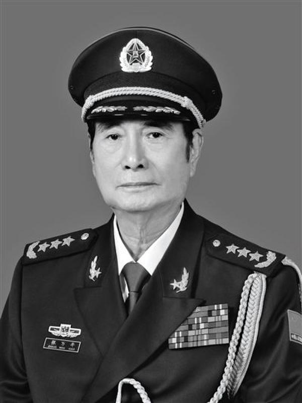 [视频]张万年遗体在京火化 习近平江泽民等哀悼