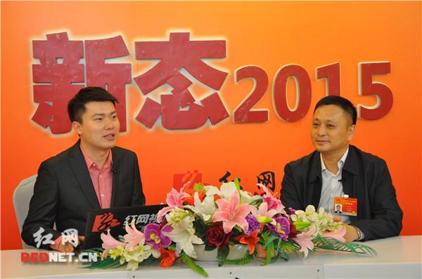 [新态2015]嘉宾访谈:全国人大代表郑砚国
