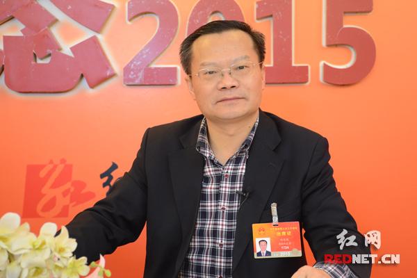 [新态2015]嘉宾访谈:全国人大代表胡忠雄