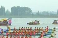 2015端午龙舟大争霸 决战常德柳叶湖