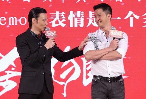 [视频]吴京:十亿哥只是一个开始,接下来玩喜剧