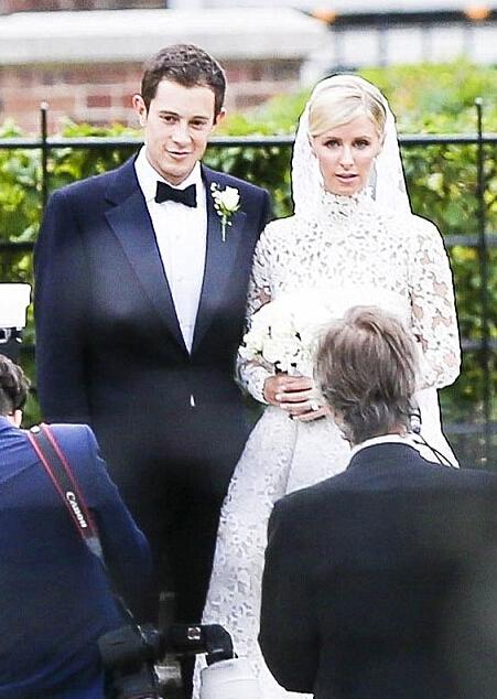 [视频]希尔顿家二小姐再婚 与罗斯柴尔德家族联姻