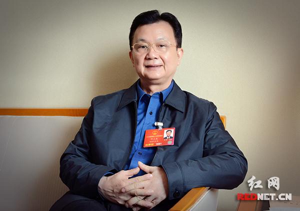 邓三龙代表:绿色供给将成湖南特色