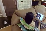 [VR]性感美女家中被恶搞
