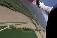 [VR]360°全景极限跳伞 体验自由飞翔