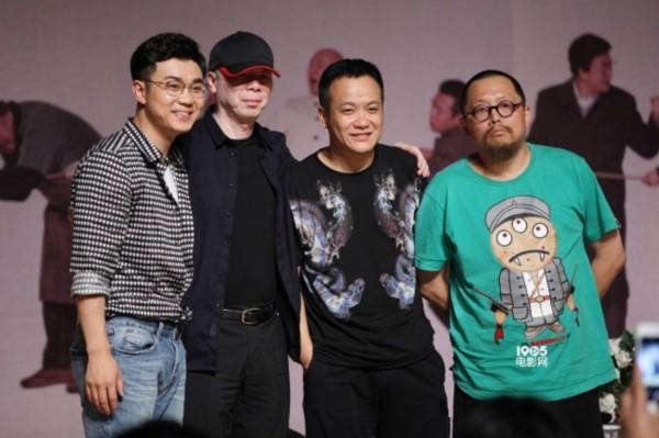 冯小刚借《我不是潘金莲》找初心 节后好莱坞动画片将映