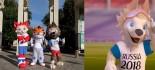 """[视频]俄罗斯:""""狼""""成为2018年世界杯官方吉祥物"""