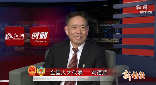 """全国人大代表刘德辉:给予高学历者""""二胎""""扶持政策"""