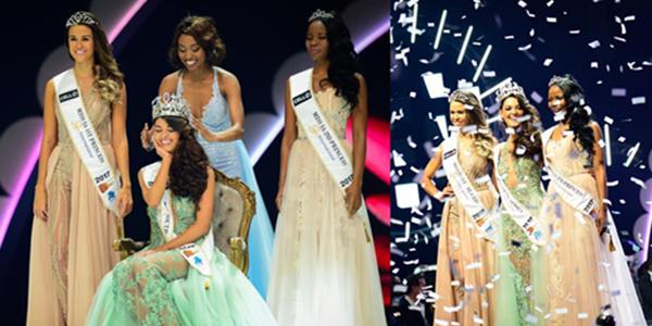 [视频]21岁女孩当选2017年南非小姐 获约55万人民币奖金