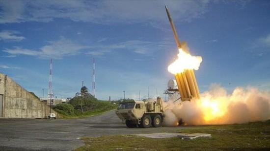 """[视频]韩媒:驻韩美军开始部署""""萨德"""""""