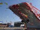 [视频]我国第二艘航空母舰下水