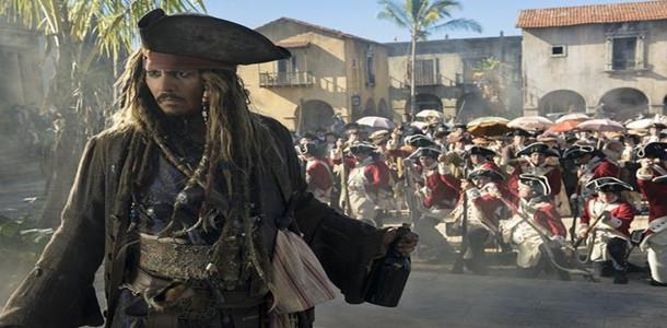 [视频]《加勒比海盗5:死无对证》先睹为快