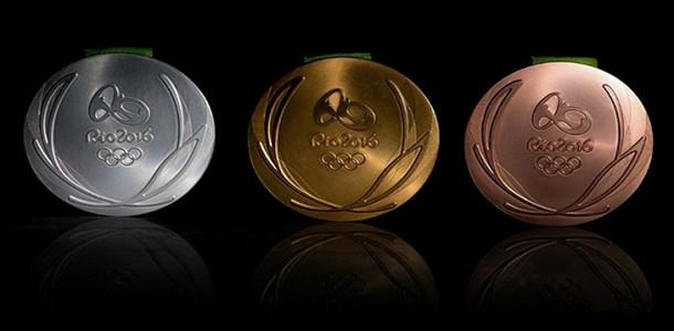 [视频]好尴尬:上百枚里约奥运会奖牌已生锈 巴西造币厂正维修