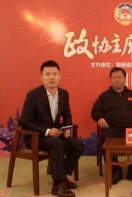 政协主席走进红网(二):精准扶贫