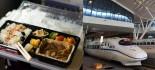 """[视频]记者揭秘""""高铁外卖""""如何送餐 出餐后一小时内送达"""