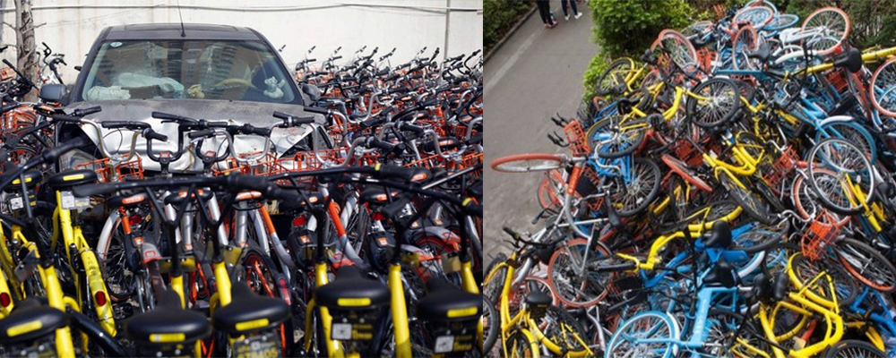 [视频]交通运输部:共享单车乱停乱放需多方共治
