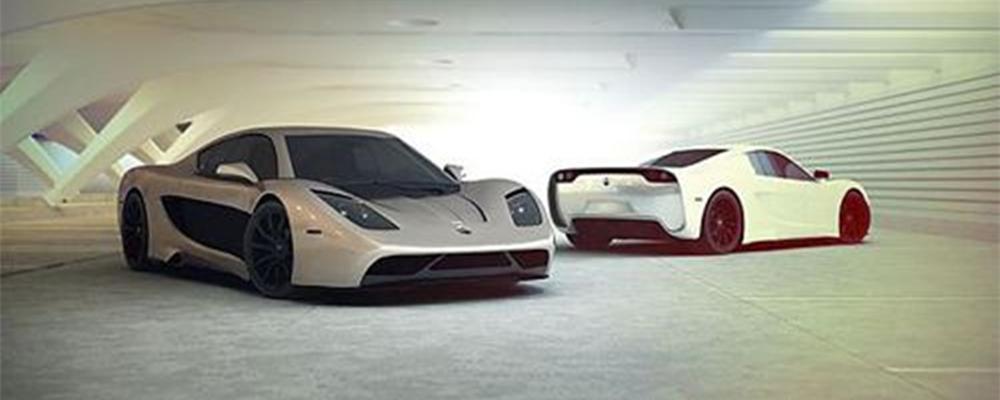 [视频]迪拜:时速五百公里 超级跑车亮相
