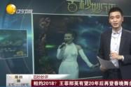[视频]相约2018? 王菲那英有望20年后再登春晚舞台!