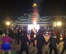赶集湖南 | 回放(六)千人火把长龙 点燃侗乡圣火