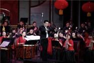 民乐贺新春 红火中国年:《湘西风情》