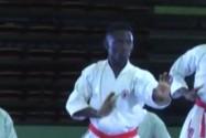 [视频]首届非洲武术节:黑人小哥秀醉拳相当惊艳