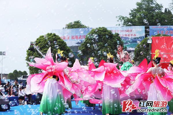 【全程回放】2018年湖南春季乡村旅游节武冈启幕
