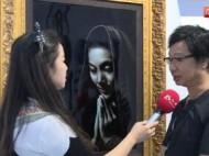 红视频记者带您逛文博会:雨花非遗惊亮相