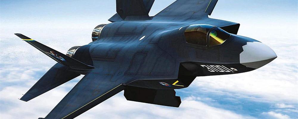 歼-20改进型细节首次曝光 已装备新型国产发动机